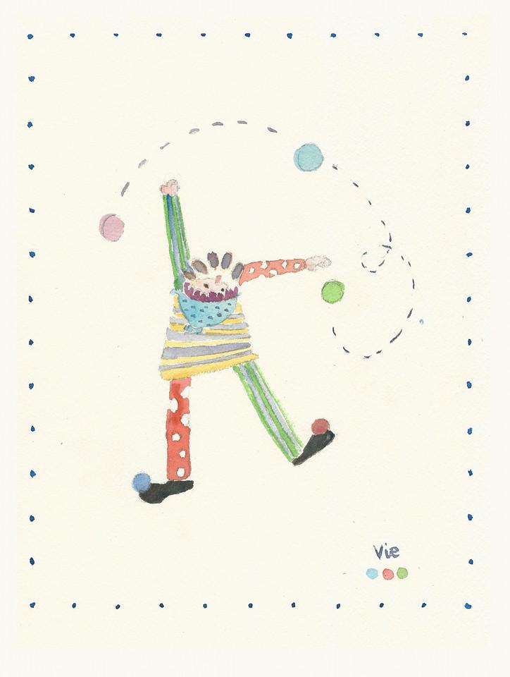 No 129 Le jongleur