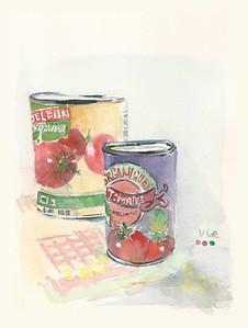 No 315 Les tomates en conserve