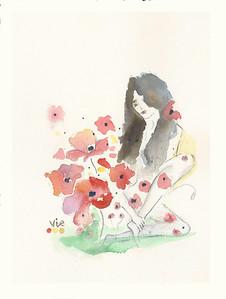 No 277 Chante fleurs