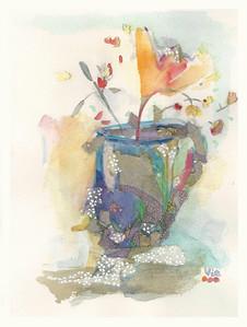 No 287 Pot de fleurs