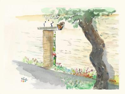 No 273 L'arbre tordu