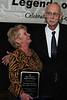 Co-Master of Ceremonies, Grady Mathews with JoAnn (Jansco) McNeal
