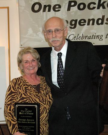JoAnn (Jansco) McNeal & Grady<br /> -- Diana Hoppe photo