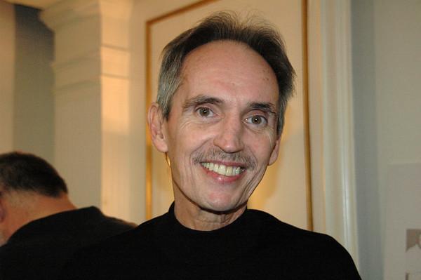 Jimmy Reid<br /> -- Diana Hoppe photo