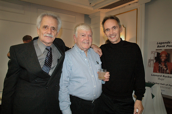 Danny D, 'Squirrel & Jimmy Reid<br /> -- Diana Hoppe photo