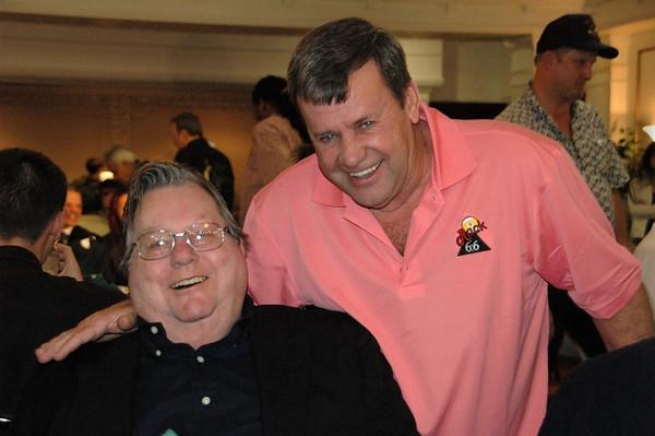 Conrad Burkman & Truman Hogue<br /> -- Diana Hoppe photo