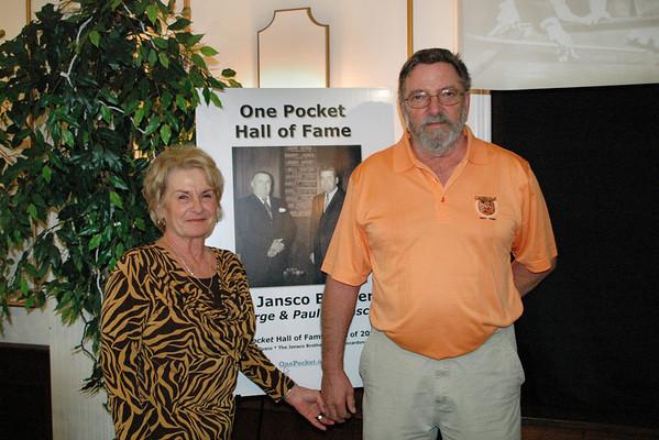JoAnn (Jansco) McNeal and her husband Mike<br /> -- Diana Hoppe photo