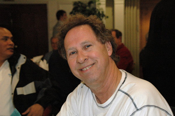 One Pocket HOF member, Nick Varner<br /> -- Diana Hoppe photo