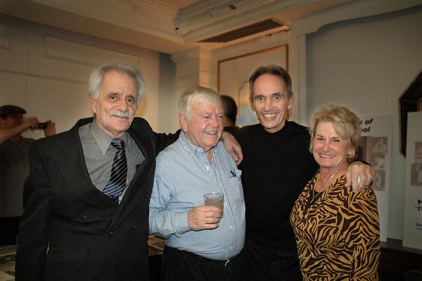 Danny D, 'Squirrel & Jimmy Reid, and JoAnn (Jansco)<br /> -- Diana Hoppe photo