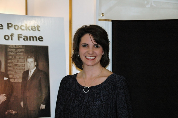 Paulie Jansco's granddaughter<br /> -- Diana Hoppe photo