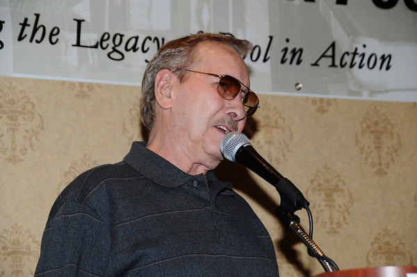 'San Jose' Dick McMorran -- Photo by Diana Hoppe