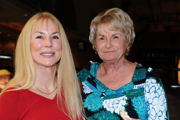 Gwyn Staton & Joann McNeal -- Diana Hoppe photo