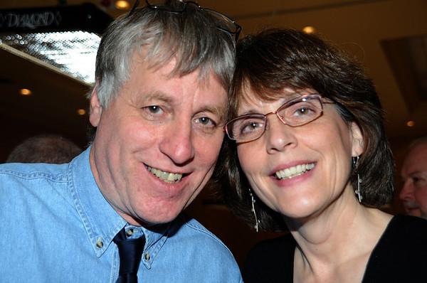 Steve & Sue Booth -- Diana Hoppe photo
