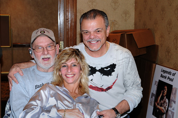 Vernon Elliott, Diana Hoppe & Billy Incardona -- Diana Hoppe photo