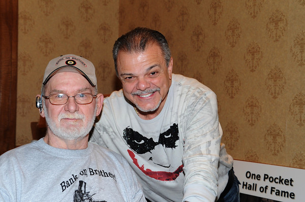 Vernon Elliott & Billy Incardona -- Diana Hoppe photo
