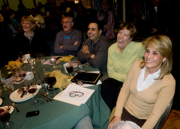 Guests and Mary Kenniston & Diane (formerly Crane) Schmid