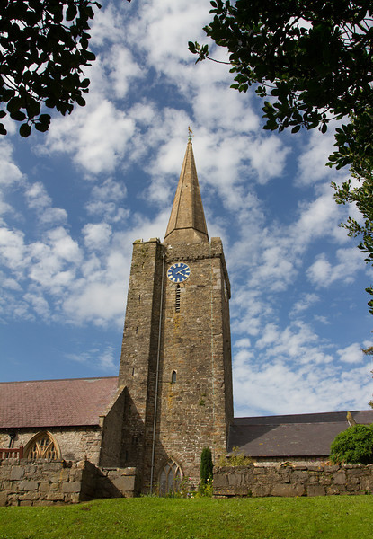 Tenby Church