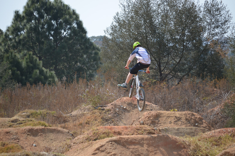 Day 29 PWC Cycle Park had some hooligans playing on the BMX track. See Cycle Park gallery