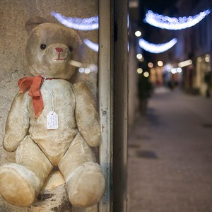 Street Teddy - day#326 - year#06