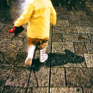 walking in the rain - day#314 - year#05