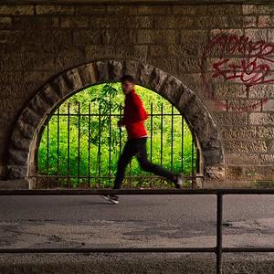 courir aussi vite qu'un coquelicot - day#158 - year#08