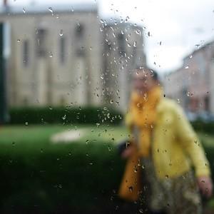 Comme un ciré jaune sous la pluie - day#274  -  year#06
