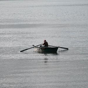 Le vieil homme et la rivière - day#281  -  year#06