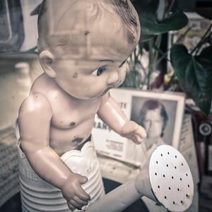 Comme un bébé dans un arrosoir - day#268  -  year#06
