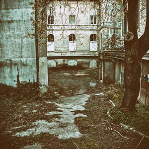 Point de vue de l'ancien hôpital - day#092 - year#06