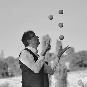Old School Juggler - day#256 - year#07