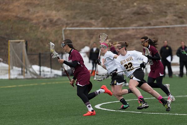 Lacrosse vs Swarthmore College March 26, 2015