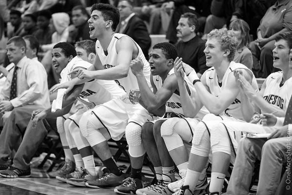 Free-Stoga Boys Basketball vs Garnet Valley