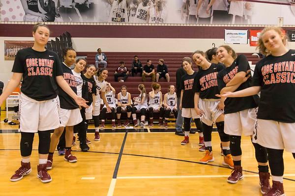 2017 Kobe Bryant Classic - - LMHS Girls Basketball
