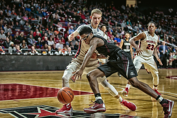 HIGH RES PRINTS Lower Merion Boys Bball at Temple University vs PV
