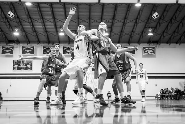 Men's Basketball vs Gettysburg January 07, 2016