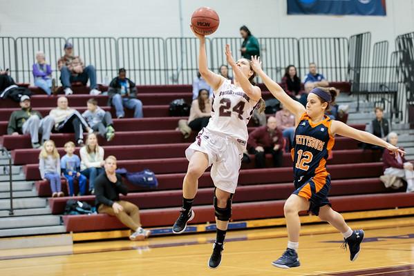 Women's Basketball vs Gettysburg