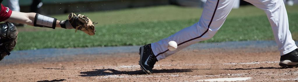 PENN vs HARVARD Baseball April 02, 2017