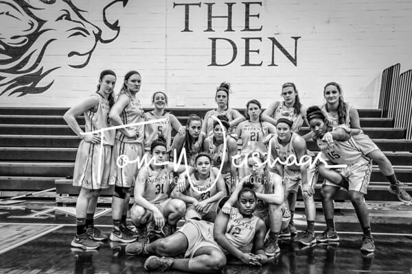 Widener Women's Basketball vs Wesley