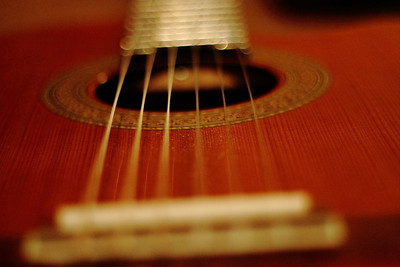 Dusty Guitar