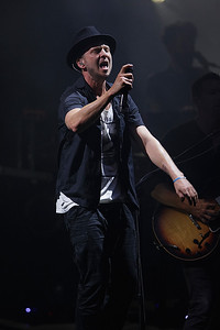 OneRepublic at DTE on 07-19-2017.  Photo credit: Ken Settle