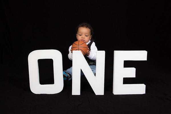 Baby B.W. 1 Year