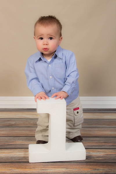 Baby Boy D.N. 1 Year