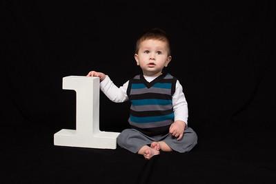 Baby JG 1 Year