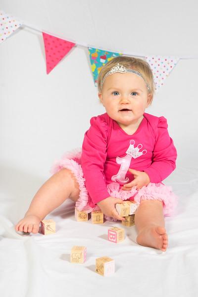 Olivia 1st Birthday