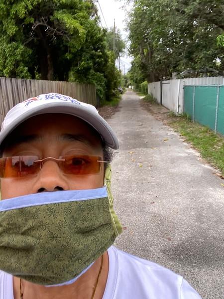 Lunthita Duthely, North Miami, FL, 8 June