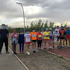 Sri Chinmoy Marathon Team, Ulanbaatar, Mongolia - 15 June