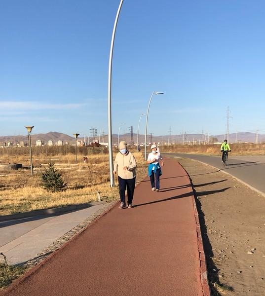 Avanayaha and Norovtseren ,Ulaanbaatar, 6 May