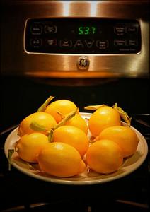Still Life: Merry Citrus / 5:37 PM