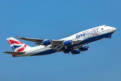 British Airways Boeing 747-436 G-CIVL 6-29-19