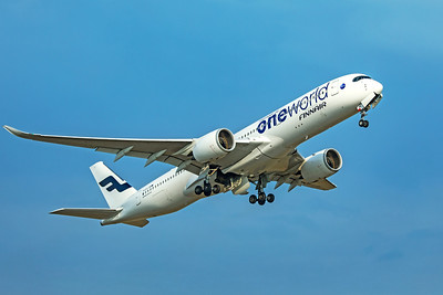 Finnair Airbus A350-941 OH-LWB 8-18-19 3